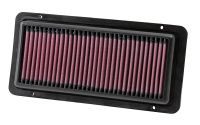 K&N filtr do originál airboxu Lamborghini Gallardo motor 5.0 (je třeba objednat 2ks filtrů) -- rok výroby 2004-08